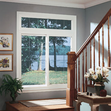 Double Hung Vinyl Window Seattle